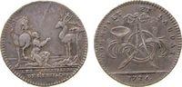 Jeton 1726 Frankreich Silber Louis XV - St. Eustache /  Le miracle de S... 112,50 EUR  zzgl. 6,00 EUR Versand
