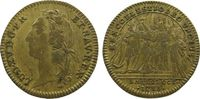 Jeton 1723 Frankreich Bronze Louis XV (1715-74), auf die Krönung, ca. 2... 39,50 EUR  zzgl. 3,95 EUR Versand