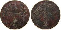 10 Cash 1929 China Ku Sinkiang, Randfehler ss  50,00 EUR  zzgl. 3,95 EUR Versand