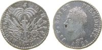 50 Centimes 1829 Haiti Ag Boyer Type, AN26, poröser Schrötling / Schröt... 61,50 EUR  zzgl. 6,00 EUR Versand