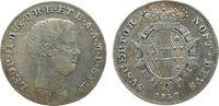 1/2 Paolo 1857 Toscana Ag Leopold II, Fürstentum, G.N. ss  56,50 EUR  zzgl. 6,00 EUR Versand