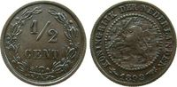 1/2 Cent 1898 Niederlande Br Wilhelmina I,seltenes Jahr, Schulman 1001 ... 67,50 EUR  zzgl. 6,00 EUR Versand