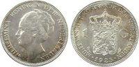1 Gulden 1923 Niederlande Ag Wilhelmina I, winz.Kontaktmarke Portaitsei... 56,50 EUR  zzgl. 6,00 EUR Versand