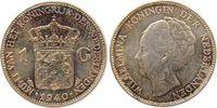1 Gulden 1940 Niederlande Ag Wilhelmina I, Schulman 829, hübsche Patina... 17,00 EUR  zzgl. 3,95 EUR Versand