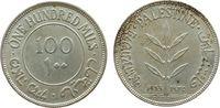 100 Mils 1935 Palästina Ag . unz  125,00 EUR  zzgl. 6,00 EUR Versand