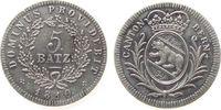 5 Batzen 1810 Schweiz Kantone Ag Bern, Grafitti im Wappen (Sept 59) vz  95,00 EUR  zzgl. 6,00 EUR Versand
