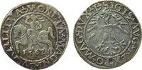 Halbgroschen 1562 Litauen Ag Sigimund August (1547-72), hübsche Patina,... 85,00 EUR  zzgl. 6,00 EUR Versand