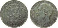 1 Franc 1887 Belgien Ag Leopold II, der Belgen, Patina, winizge Fleckch... 95,00 EUR  zzgl. 6,00 EUR Versand