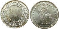 2 Franken 1939 Schweiz Ag HMZ 1202 stgl-  39,50 EUR  zzgl. 3,95 EUR Versand
