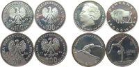 900 Zlotych 1975 - 1983 Polen Ag Ignacy Jan Paderewski, Bison, Kunsttur... 54,50 EUR  zzgl. 6,00 EUR Versand