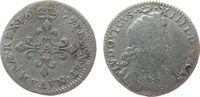 4 Sols 1677 Frankreich Ag Louis XIV, A (Paris) schön  39,50 EUR  zzgl. 3,95 EUR Versand