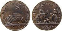 Jeton 1754 Frankreich Bronze Metz - auf die Taufe des Casimir Metz de C... 150,00 EUR  zzgl. 6,00 EUR Versand