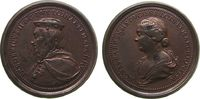 Suitenmedaille o.J. Frankreich Bronze Fredericus II und Agnes Barrensis... 105,00 EUR  zzgl. 6,00 EUR Versand