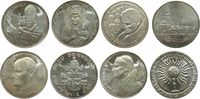 Medaille 1991 Vatikan Silber Johannes Paul II, auf seinen Besuch in Pol... 67,50 EUR  zzgl. 6,00 EUR Versand