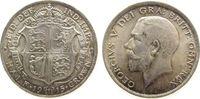 1/2 Crown 1915 Großbritannien Ag Georg V, Seaby 4011 unz  90,00 EUR  zzgl. 6,00 EUR Versand