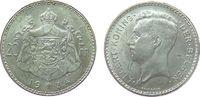 20 Francs 1934 Belgien Ag Albert I (1909-1934), Der Belgen, Schrötlings... 8,50 EUR  zzgl. 3,95 EUR Versand