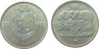 100 Francs 1948 Belgien Ag Leopold III (1934-1950), Belgique ss  12,50 EUR  zzgl. 3,95 EUR Versand