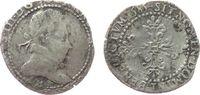 1/2 Franc 1585 Frankreich Ag Henri III (1574-89), B (Rouen), 6,65 Gramm... 95,00 EUR  zzgl. 6,00 EUR Versand