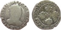 1/2 Franc 1589 Frankreich Ag Henri III (1574-89), L971, Cia.1430-31, K ... 75,00 EUR  zzgl. 6,00 EUR Versand