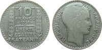 10 Francs 1931 Frankreich Ag Turin, Gad.801 ss  7,50 EUR  zzgl. 3,95 EUR Versand