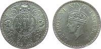 1 Rupie 1940 Britisch Indien Ag Georg VI, Bombay ss+  17,50 EUR  zzgl. 3,95 EUR Versand