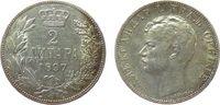 2 Dinara 1897 Jugoslawien Serbien Ag Alexander I vz  45,00 EUR  zzgl. 3,95 EUR Versand