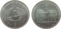 5 Mark 1971 DDR NS Brandenburger Tor vz  2,50 EUR  zzgl. 3,95 EUR Versand