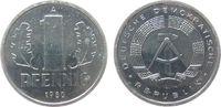1 Pfennig 1980 DDR Al A, Berlin, Export stgl  2,00 EUR  zzgl. 3,95 EUR Versand