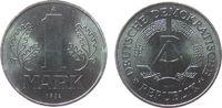 1 Mark 1982 DDR Al A, Berlin, matt stgl  2,50 EUR  zzgl. 3,95 EUR Versand