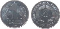 1 Mark 1982 DDR Al A, Berlin, Export stgl  2,50 EUR  zzgl. 3,95 EUR Versand