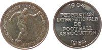 Medaille 1954 Schweiz Silber Rimet Jules (1873-1956) - 50 Jahre FIFA, F... 25,00 EUR  zzgl. 3,95 EUR Versand
