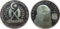 1000 Peseta 1999 Arab. Rep. Sahara Ag Leonardo da Vinci, minimale Handl... 20,00 EUR  zzgl. 3,95 EUR Versand