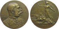 Medaille 1914 Franz Josef I (1848-1916) Bronze Franz Josef - auf den Be... 40,00 EUR  zzgl. 3,95 EUR Versand