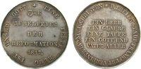 Medaille 1817 Reformation / Religion Silber Frankfurt Reformation, auf ... 72,50 EUR  zzgl. 6,00 EUR Versand
