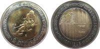 2 Deniers 1985 Andorra Bi-Met. Olympiade Abfahrtsläufer unz  20,00 EUR  zzgl. 3,95 EUR Versand
