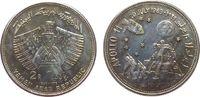 2 Riyal 1969 Jemen Ag Mondlandung, Patina unz  28,00 EUR  zzgl. 3,95 EUR Versand