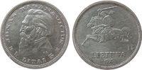 5 Litai 1936 Litauen Ag Basanavicius ss  14,00 EUR  zzgl. 3,95 EUR Versand