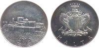 2 Pound 1972 Malta Ag Festung St.Angelo, Patina, etwas berieben vz-unc  20,00 EUR  zzgl. 3,95 EUR Versand