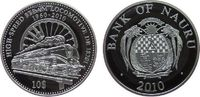 10 Dollar 2010 Nauru Ag Lokomotive DR 18201 pp  35,00 EUR  zzgl. 3,95 EUR Versand