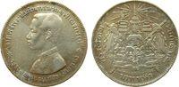 1 Baht 1876-1900 o.J. Thailand Ag Rama V, 1876-1900 ss-  45,00 EUR  zzgl. 3,95 EUR Versand