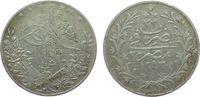 10 Qirsh 1908 Ägypten Ag Adbul Hamid II (1876-1909), AH1293/33 H, klein... 17,50 EUR  zzgl. 3,95 EUR Versand