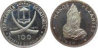 100 Pesetas 1970 Äquatorial Guinea Ag Betende Hände von Dürer, Patina, ... 40,00 EUR  zzgl. 3,95 EUR Versand