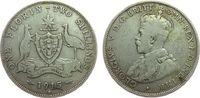 2 Shilling 1915 Australien Ag Georg V, H gutes schön  65,00 EUR  zzgl. 6,00 EUR Versand