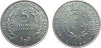 5 Francs 1968 Burundi Al Sterne vz-unc  4,00 EUR  zzgl. 3,95 EUR Versand