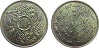 10 Francs 1968 Burundi KN FAO unz  3,50 EUR  zzgl. 3,95 EUR Versand
