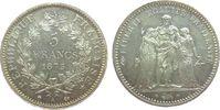 5 Francs 1873 Frankreich Ag Herkulesgruppe, A (Paris), Prachtstück fast... 72,50 EUR  zzgl. 6,00 EUR Versand
