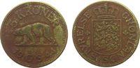 5 Kronen 1944 Grönland Ms Eisbär, Siegs 5, korrodiert fast ss  45,00 EUR  zzgl. 3,95 EUR Versand