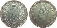 1 Rupie 1942 Britisch Indien Ag Georg VI, B (Bombay) vz-unc  33,50 EUR  zzgl. 3,95 EUR Versand