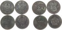 4 x 100 Tenge 2010 Kasachstan KN Orden, Ende des II. Weltkrieges, Reite... 10,00 EUR  zzgl. 3,95 EUR Versand