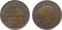 1 Penny Token 1871 Neuseeland Ku Aukland, Victuallers Association, Atki... 20,00 EUR  zzgl. 3,95 EUR Versand